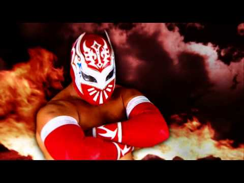 Sin Cara entrance video