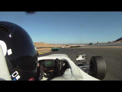 GoPro HD HERO camera: Formula Car Clip