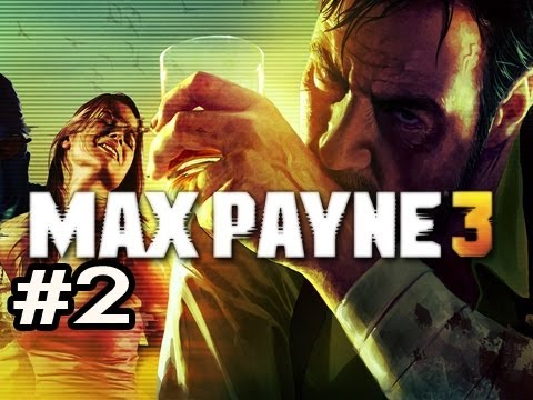 Max Payne 3 Walkthrough w/Nova Ep.2 - GAY TONY! I mean the guy...