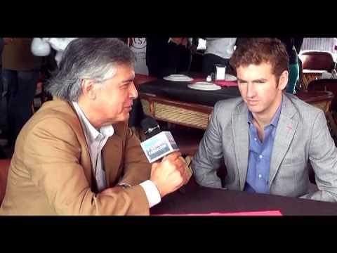 """Entrevista a Octavio García  """"El Payo"""" en Jornada Taurina"""
