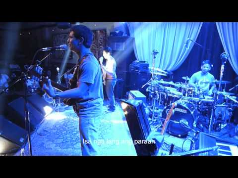 "MALAY ""Lundag"" Live 19east July 2012 (with lyrics)"