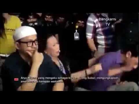 Eyang subur vs Aria Wiguna XD