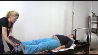 Pilates Embarazada: Ejercicio de Piernas