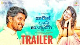 MCA latest trailer | Nani | sai pallavi | Dil Raju | middle class abbayi |