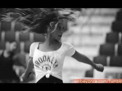 Beyonce's Super Bowl Halftime Rehearsal Pics 1/30/13