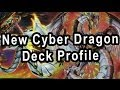 New Cyber Dragon Deck Profile FAST OTK's