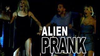 Epic Alien Scare Prank