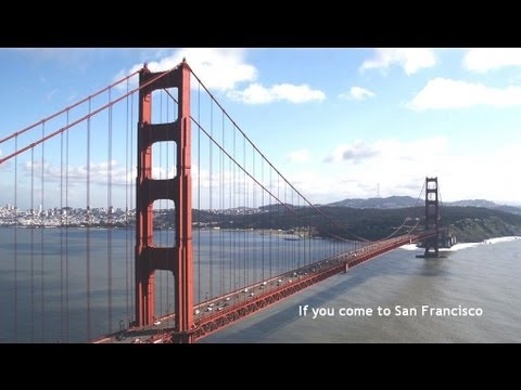 San Francisco • Original • Scott McKenzie • 1967