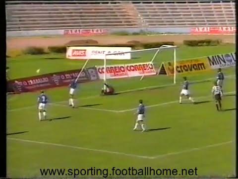 33J :: Belenenses - 1 x Sporting - 0 de 1989/1990