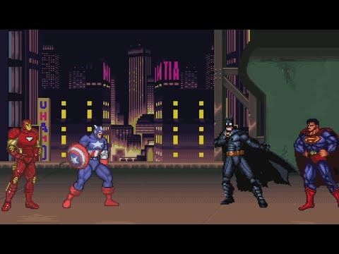 Batman v. Superman v. Iron Man v. Captain America: Dawn of Civil War - UCHdos0HAIEhIMqUc9L3vh1w
