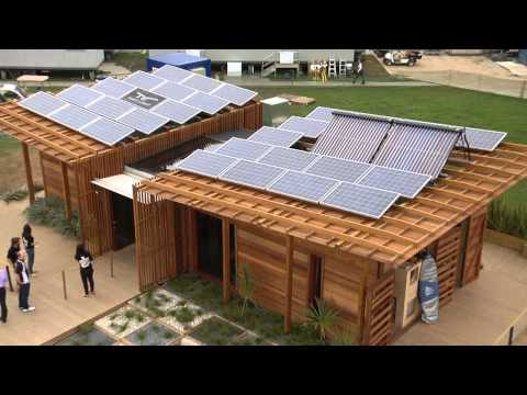 New Zealand Virtual Tour - Solar Decathlon 2011