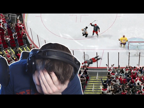 NHL 17 | PUTTING MY TEAM ON THE LINE?! - UC14d4SF8PHtsz2W4HJSl2jw