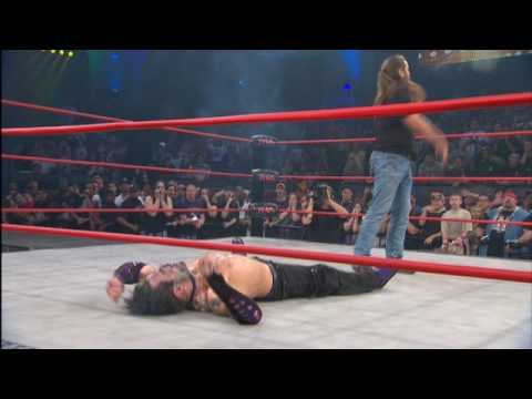 Exclusive: Jeff Hardy Is Injured By A Fireball