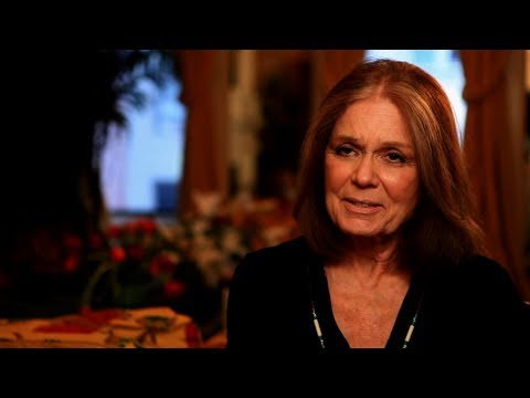 Gloria Steinem Supports President Obama