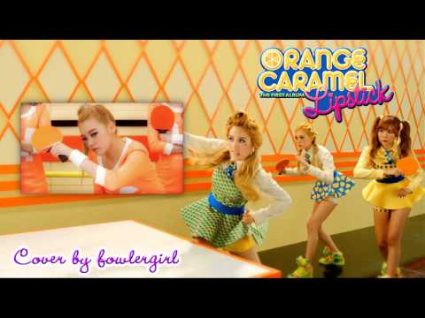 [100th SUBBER REQUEST] Orange Caramel - Lipstick