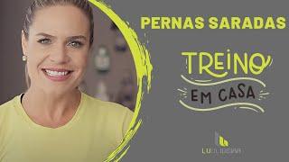 Ginástica em casa: Pernas Saradas com a Lu Oliveira view on youtube.com tube online.