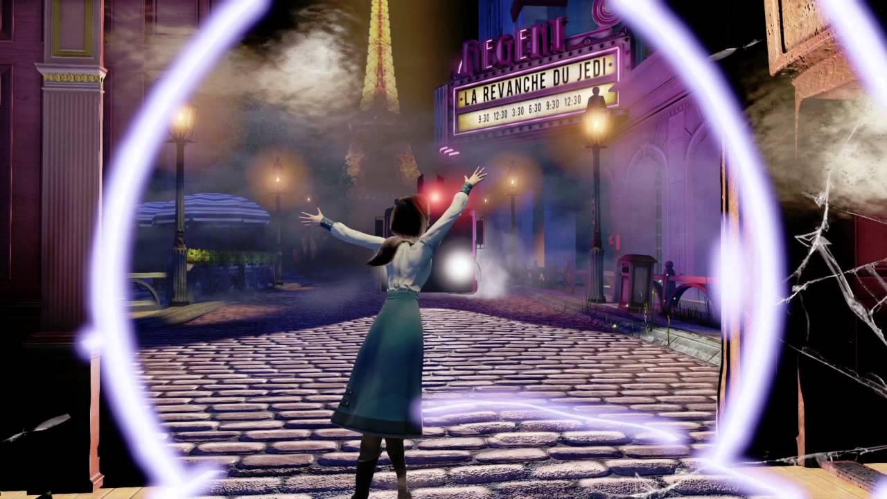 BioShock Infinite Trailer di lancio Italiano