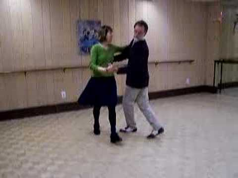 Ret Turner & Peggy Leiby - Intermediate Waltz class