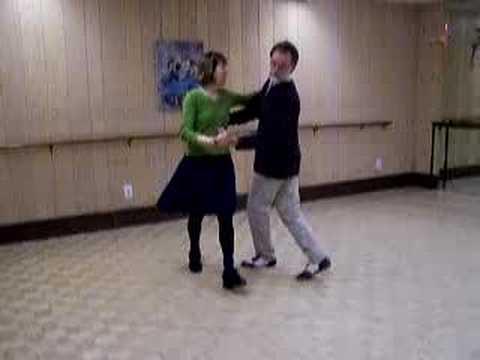 Ret Turner & Peggy Leiby - Intermediate Waltz class