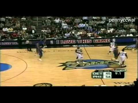 NBA Greatest Duels: Allen Iverson vs. Larry Brown (2004)