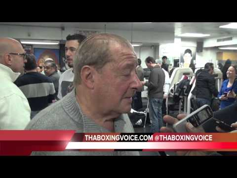 BOB ARUM: MANNY PACQUIAO WILL NEVER FIGHT IN USA AGAIN, NAMES LOCATIONS