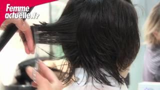 Coupe cheveux courts actuelle