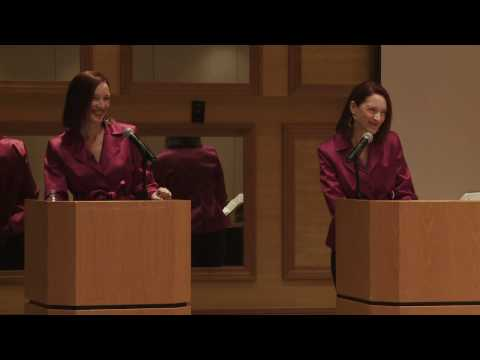 The Psychic Twins Opening Keynote Speech Highlights CPOM Mothers of Multiples Convention 2010