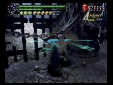 "Devil May Cry 3 - Vergil Combo Video - ""Key of the Twilight"""