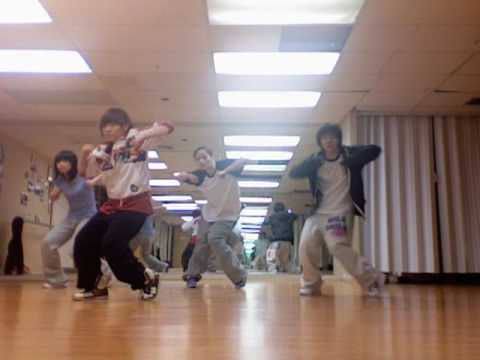 flying dance studio hiphop class( april 6 )