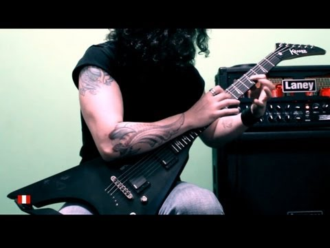 Charlie Parra del Riego - Abrupt Changes (original song metal guitar)