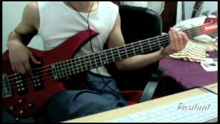 งมงาย bass cover (Pasitnat)