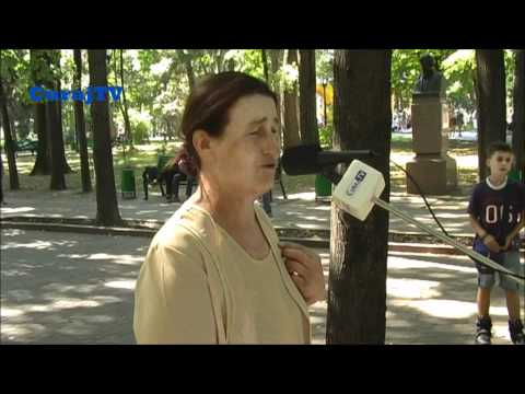 Microfonul LIBER cu dna Chiosa! (21.08.11)