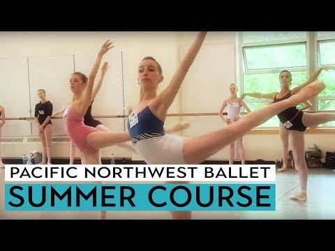 Pacific Northwest Ballet Summer Course