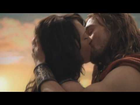 "Spartacus - Blood & Sand - Spartacus & Sura ""There Is No Life Without You""."