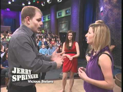 Vicious Sisters (The Jerry Springer Show)