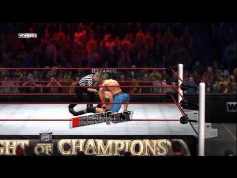 WWE 12 - John Cena vs. Wade Barrett - Change is Coming!