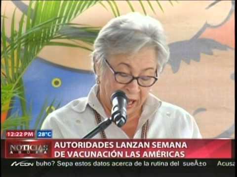 Inician jornada de vacunación contra Rubeola…