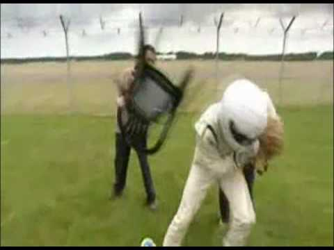 The Stig Fighting!