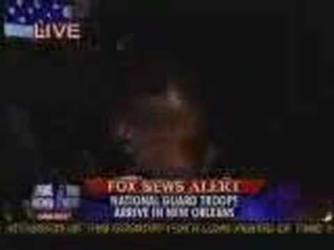 Hannity and Colmes Hurricane Katrina Geraldo Shepard Smith