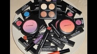 DiamondsAndHeels14 – Mac Cosmetics Haul!