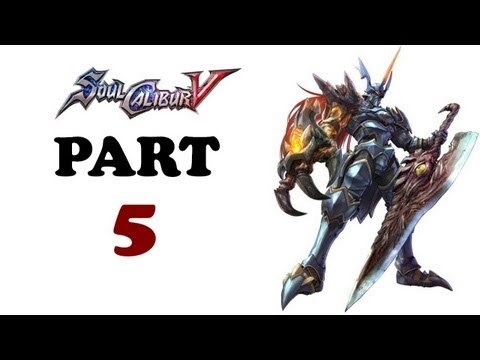 Soul Calibur 5: Story Episode 5 Walkthrough, Pyrrha vs Humans by Underlordtico [720p]