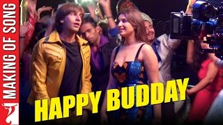 Kill Dil Leaks - Making of Happy Budday Song