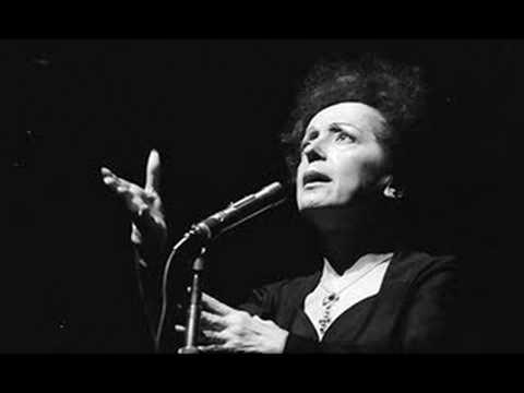 Edith Piaf - Toi, tu l'entend pas
