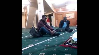 Converting to Islam at the Soho Hill Masjid in Birmingham
