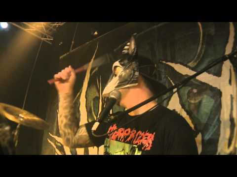 Milking the Goatmachine - Sagenwelt - (Totenmond Cover) Live @ Rock the Hell 2012