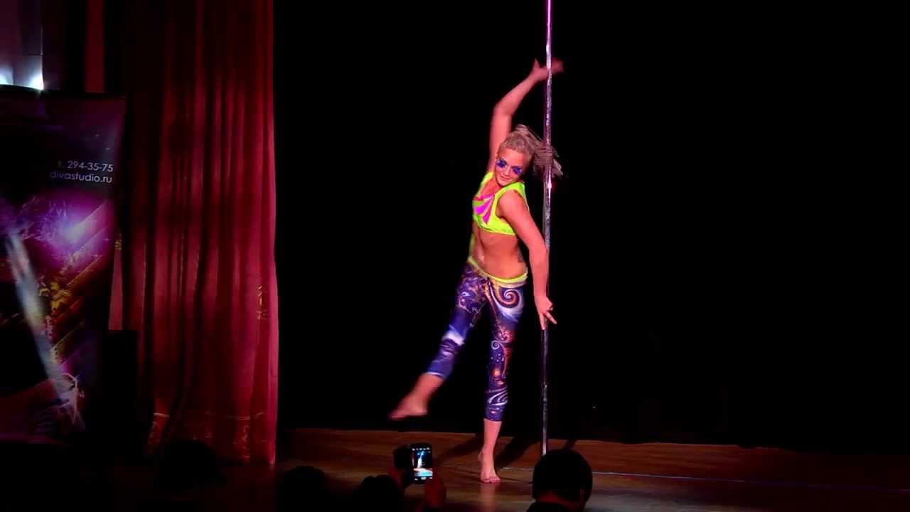 """Отчетный концерт в клубе """"Олимпия"""" 26.05.2013. Номер сюрприз - Harlem Shake."""