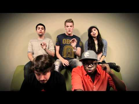 As Long As You Love Me / Wide Awake - Pentatonix (Bieber / Perry Cover)