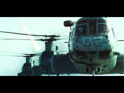 Battle: Los Angeles Trailer HD 1080p