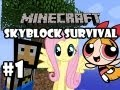 Minecraft - SkyBlock Survival Co-Op | Part 1