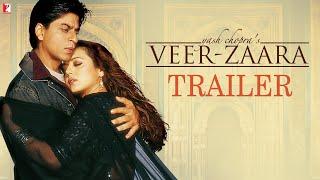 Veer-Zaara - Trailer | Shah Rukh Khan | Rani Mukerji | Preity Zinta